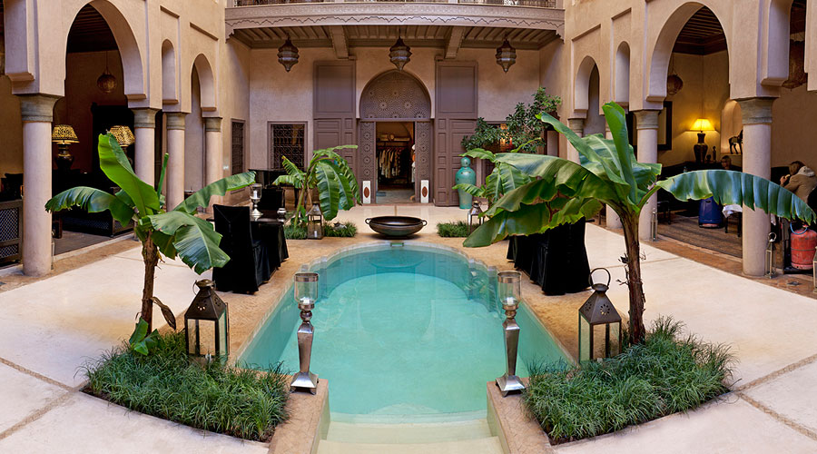 Desert Tour Marrakech From Fes - 4 days  3 nights