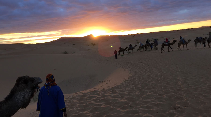 Desert Tour Merzouga From Marrakech - 3 days 2 nights