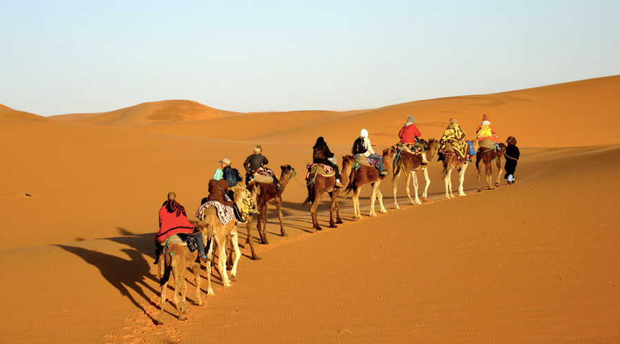 Desert Tours Zagora From Marrakech - 2 days 1 night